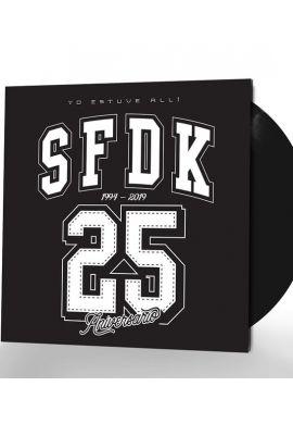 """Disco vinilo SFDK """"Yo estuve allí"""""""