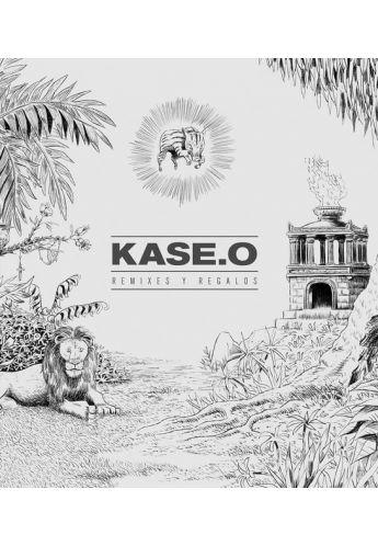 """Disco vinilo KASE O """"Remixes y Regalos"""""""