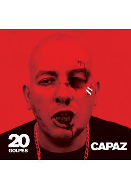 "Disco vinilo CAPAZ ""20 golpes"""