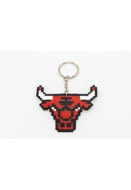 Llavero Chicago Bulls