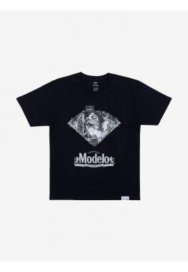 """Camiseta DIAMOND Supply """"Dia de los muertos"""" black"""