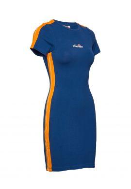 """Vestido chica ELLESSE """"Rigi"""" blue / orange"""