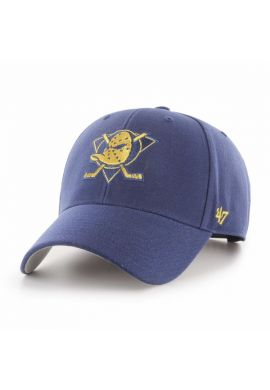 "Gorra curva 47 BRAND ""Mighty Ducks"" blue / gold"