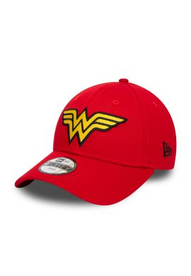 "Gorra junior NEW ERA ""Wonder Woman"" red"