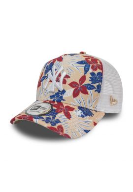 "Gorra trucker NEW ERA ""NY Yankees Floral print"" multicolor"