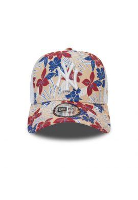 "Gorra trucker NEW ERA ""NY Yankees Floral print"" multicolor"