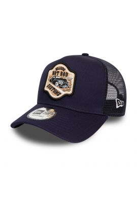"Gorra trucker NEW ERA ""Hot Rod Fabric Patch"" navy"