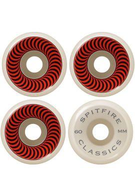 "Ruedas skateboard SPITFIRE ""Classics"" 60 mms 99DU"