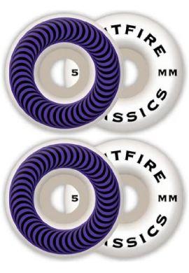 "Ruedas skateboard SPITFIRE ""Classics"" 58mms - 99DU"