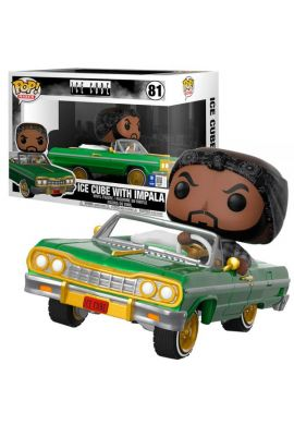 "Figura FUNKO POP ""Ice Cube with Impala"""