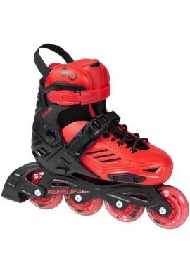 "Patines Junior POWERSLIDE ""Khaan LTD"" red"