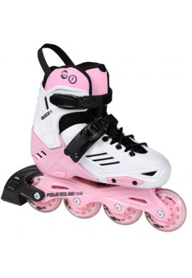 "Patines Junior POWERSLIDE ""Khaan Ltd"" pink"