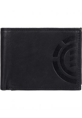 "Billetera cuero ELEMENT ""Daily Wallet"" black"