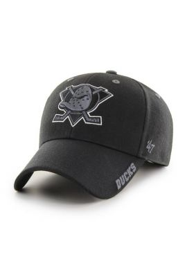 "Gorra semicurva 47 BRAND ""Mighty Ducks"" grey black black"