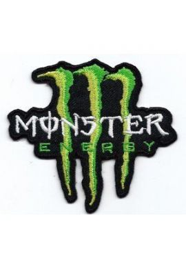 "Parche Ropa ""Monster Energy"""