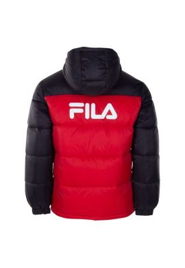 """Chaquetón FILA """"Scooter"""" puffer red/black"""