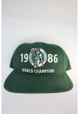 "Gorra Mitchell & Ness ""Boston Celtics"" 1986 Finals History"