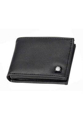 """Billetera ELEMENT """"Segur Wallet"""" black"""