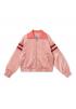 "Trackjacket chica FILA ""Telly"" pink satin"