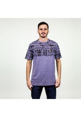 """Camiseta Hydroponic """"Mash"""" blue"""
