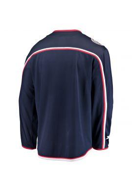"""Camiseta hockey FANATICS """"Columbus Jackets"""" Breakaway Home Jersey - Navy"""