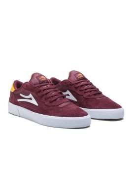 "Zapatillas LAKAI ""Cambridge"" burgundy white"