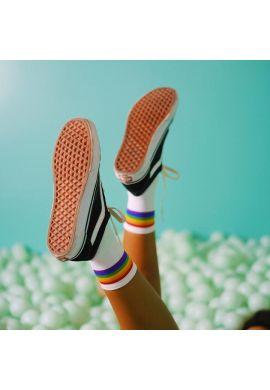 """Calcetines American Socks """"Rainbow Pride"""" ankle high"""