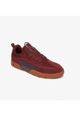 "Zapatillas DC Shoes ""Legacy 98 Slim"" maroon"