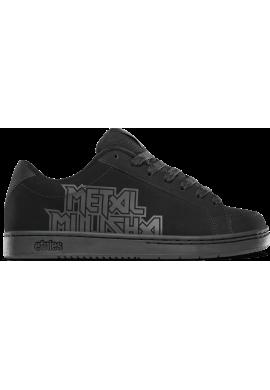 "Zapatillas ETNIES ""Metal Mulisha Kingpin"" black black"