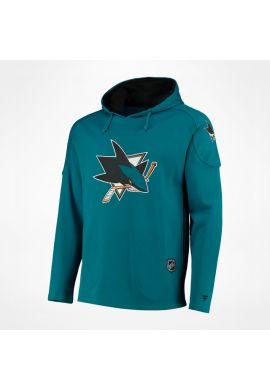 "Sudadera FANATICS ""San Jose Sharks"" teal NHL"