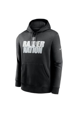 "Sudadera NIKE ""Fleece Las Vegas Raiders"" black"