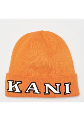 "Gorro invierno KARL KANI ""Retro Beanie"" orange"