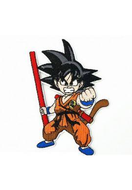 Parche ropa Bola de Dragón - Goku