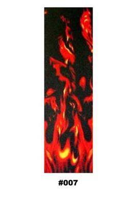 "Lija para skateboard ""Fire"""