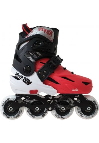 "Patines Junior Extensibles ""Kids Red"""