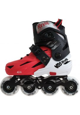"""Patines Junior Extensibles """"Kids Red"""""""