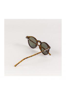 "Gafas de sol Hydroponic ""EW Bay"" tortoise matte - green"