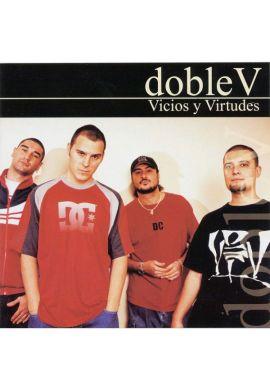 """Disco vinilo Violadores del Verso """"Vicios y virtudes"""""""