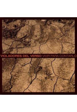 """Disco Vinilo 3LP Violadores del Verso """"Vivir para contarlo"""""""