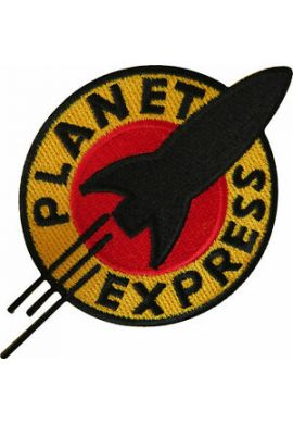 "Parche ropa FUTURAMA ""Planet Express"""