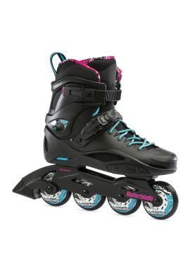 "Patines Rollerblade ""Rb Cruiser W"" black acqua"
