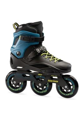 "Patines Rollerblade ""RB 110 3WD"" black petrol / blue"