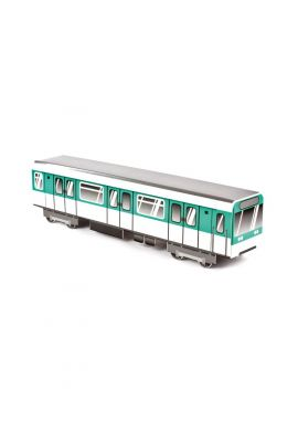 "Maqueta Mini Subwayz MOLOTOW ""Paris"" by Glaze"