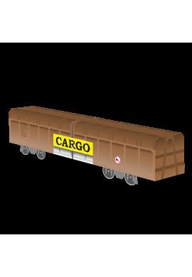 """Maqueta Mini Subwayz MOLOTOW """"Cargo"""" by Glaze"""