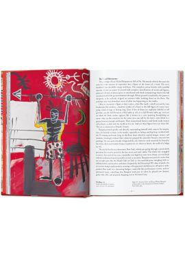 """Libro Jean Michel Basquiat """"40th Anniversary Edition"""" compact"""