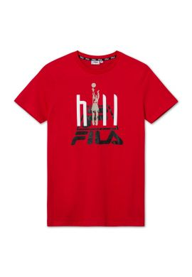 "Camiseta FILA ""FICO"" true red"