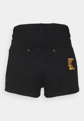 "Shorts vaqueros chica KARL KANI ""OG Denim"" black gold"
