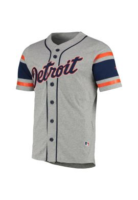 "Camiseta beisbolera FANATICS ""Detroit Tigers"" grey"
