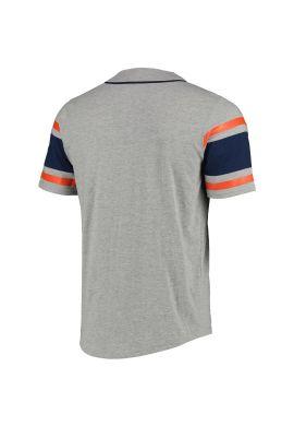 """Camiseta beisbolera FANATICS """"Detroit Tigers"""" grey"""