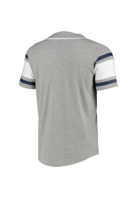 """Camiseta beisbolera FANATICS """"New York Yankees"""" grey"""